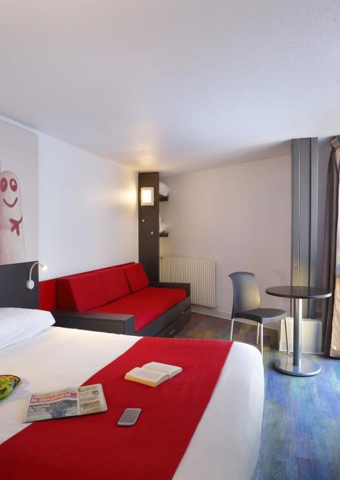 Spa Suite-Home de Briançon Serre-Chevalier - chambre